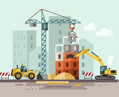 5家施工企业因扬尘治理不达标被暂停投标资格30-90天