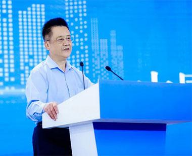 【2021中国建筑装饰产业发展论坛演讲】黄如福:数字化助力建筑工业化和高质量发展