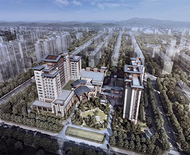 冬奥酒店系列展:北京延庆万豪酒店